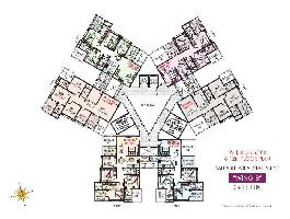3 BHK Flat for Sale in Moshi, Pune