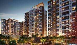 2 BHK 850 Sq.ft. Residential Apartment for Sale in Majiwada, Thane