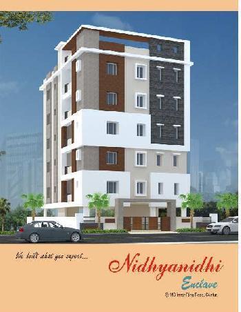 2 BHK 420 Sq. Yards Residential Apartment for Sale in Amaravathi Road, Guntur