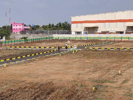 1200 Sq.ft. Residential Plot for Sale in Sriperumbudur, Chennai