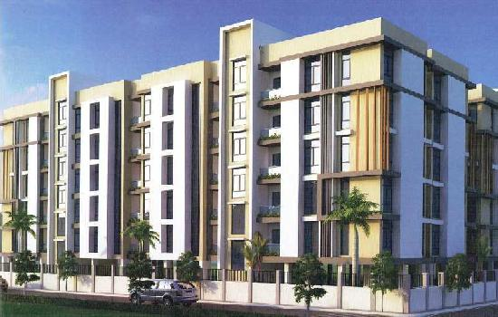 3 BHK 1035 Sq.ft. Residential Apartment for Sale in Champasari, Siliguri