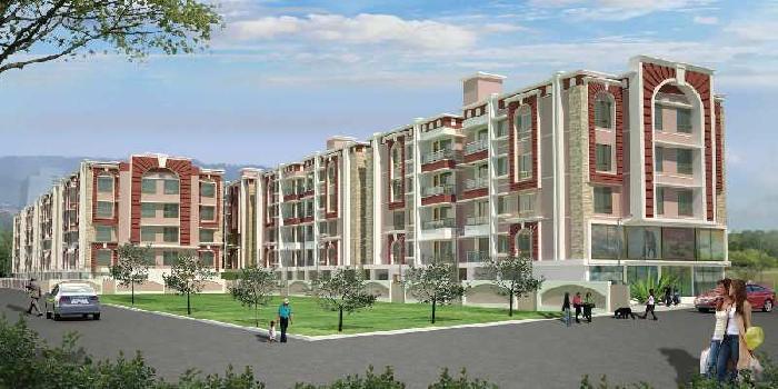 3 BHK 1206 Sq.ft. Residential Apartment for Sale in Dagapur, Siliguri