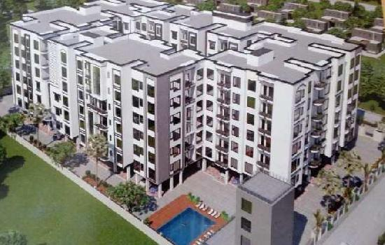 2 BHK 810 Sq.ft. Residential Apartment for Sale in Salugara, Siliguri