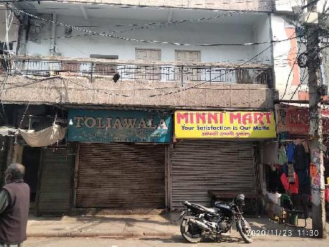 315 Sq. Yards Commercial Shop for Sale in Kamla Nagar, Delhi