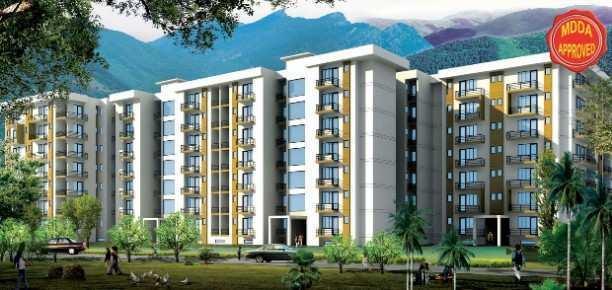2 BHK 1200 Sq.ft. Residential Apartment for Sale in Sahastradhara, Dehradun