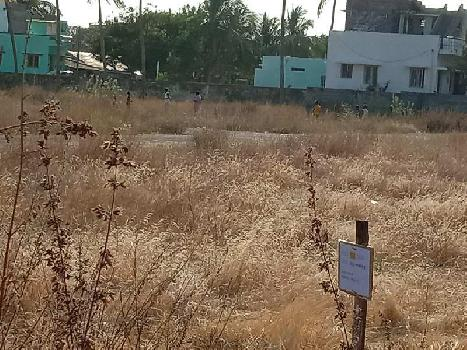 1200 Sq.ft. Residential Plot for Sale in Rasipuram, Namakkal