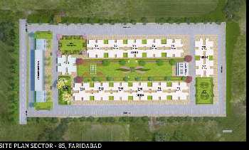 3 BHK 760 Sq.ft. Residential Apartment for Sale in Sector 85 Faridabad