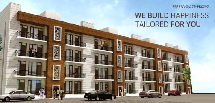 2 BHK 990 Sq.ft. Residential Apartment for Sale in Sector 5, Dera Bassi