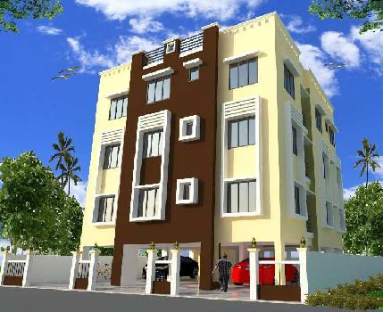 2 BHK 592 Sq.ft. Residential Apartment for Sale in Indrakanan, Bardhaman
