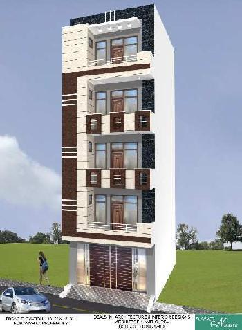 3 BHK 960 Sq.ft. Builder Floor for Sale in Vani Vihar, Uttam Nagar, Delhi