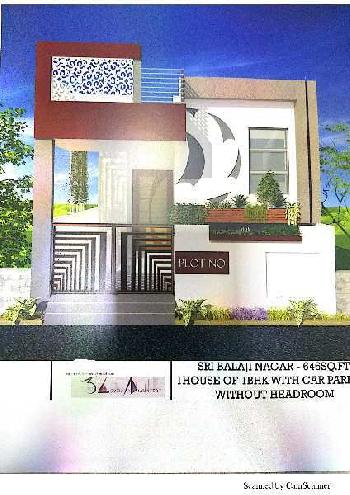 1 RK 512 Sq.ft. House & Villa for Sale in Padappai, Chennai