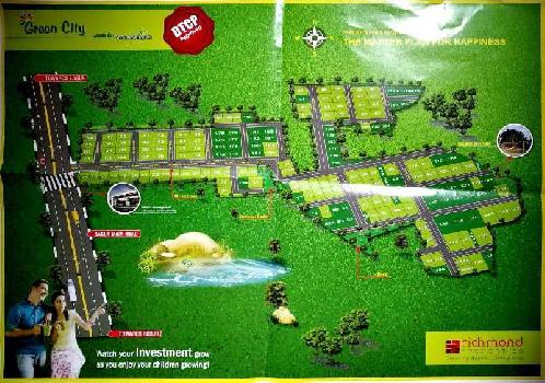 1097 Sq.ft. Residential Plot for Sale in Sarjapur, Bangalore