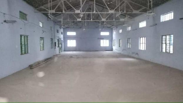 4232 Sq.ft. Warehouse for Rent in Madampatti, Coimbatore