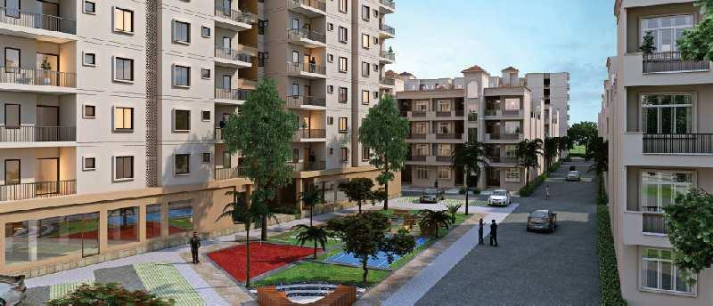 2 BHK 971 Sq.ft. Residential Apartment for Sale in Neemrana, Alwar