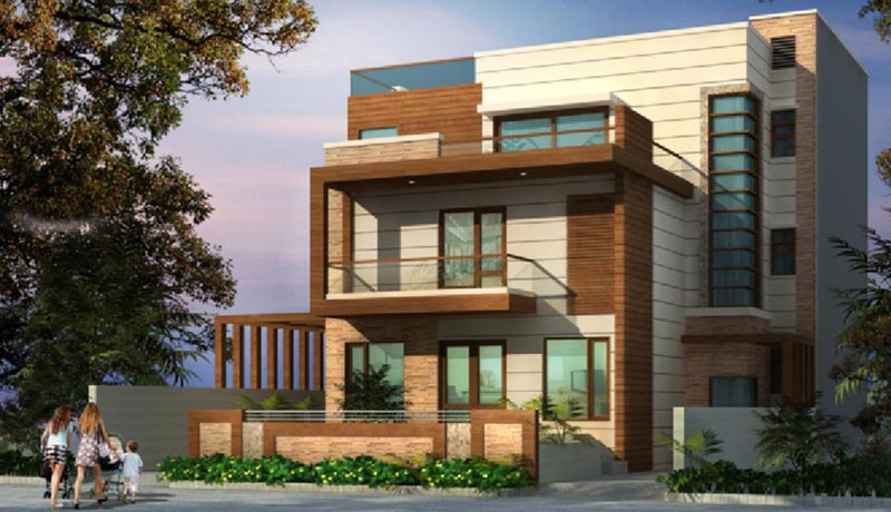 5 BHK Individual House for Sale in Sector 41, Noida - 153 Sq. Meter