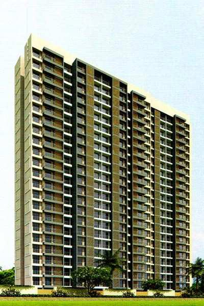 2 BHK Flats & Apartments for Sale in Mira Road, Mumbai North - 935 Sq. Feet