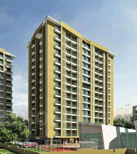 2 BHK Flats & Apartments for Sale in Mira Road, Mumbai North - 890 Sq. Feet