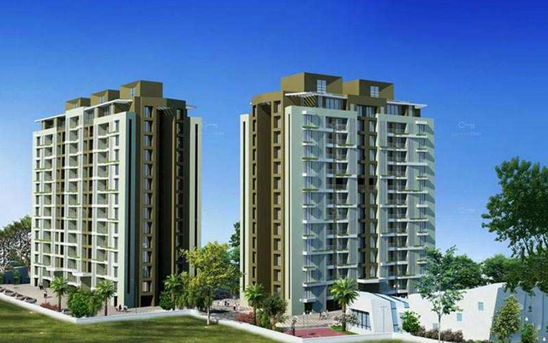 2 BHK Flats & Apartments for Sale in Mira Road, Mumbai North - 1245 Sq. Feet