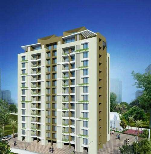 2 BHK Flats & Apartments for Sale in Mira Road, Mumbai - 910 Sq.ft.