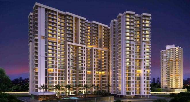 3 BHK Flats & Apartments for Sale in Mira Road, Mumbai - 1400 Sq. Feet