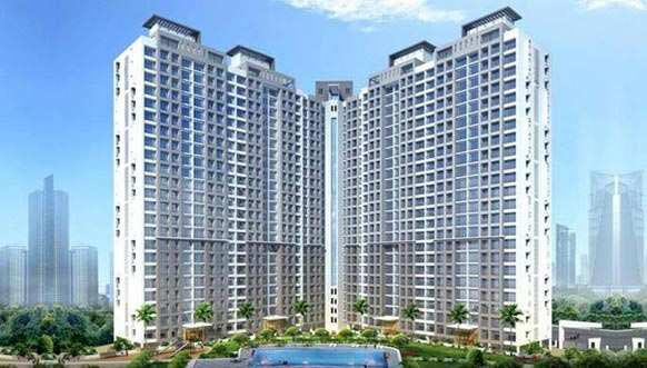 2 BHK Flats & Apartments for Sale in Mira Road, Mumbai - 875 Sq.ft.