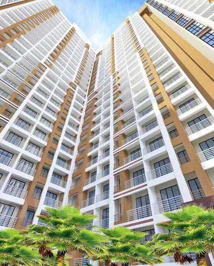 1 BHK Flats & Apartments for Sale in Mira Road, Mumbai - 575 Sq. Feet