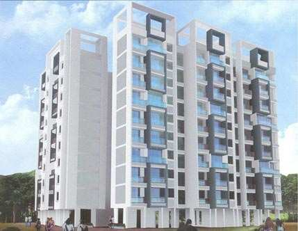 1 BHK Flats & Apartments for Sale in Mira Road, Mumbai - 686 Sq. Feet