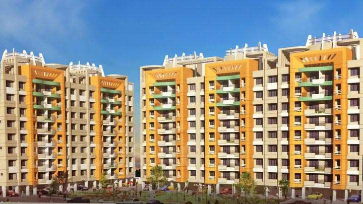 2 BHK Flats & Apartments for Sale in Mira Road, Mumbai - 985 Sq. Feet