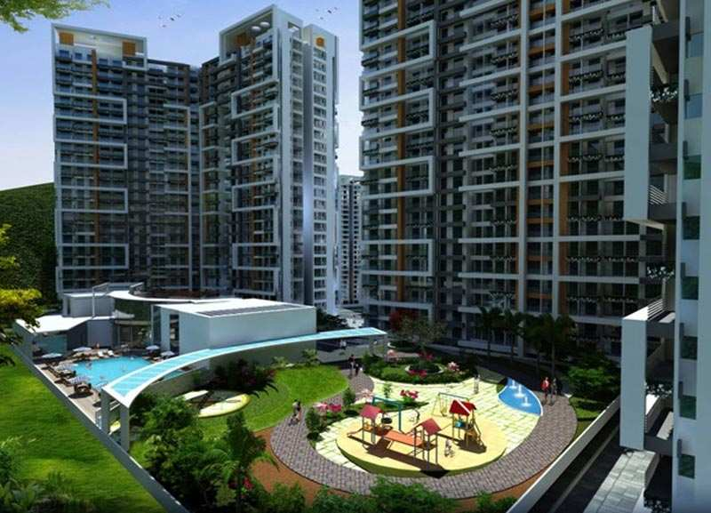 2 BHK Flats & Apartments for Sale in Mira Road, Mumbai - 995 Sq.ft.