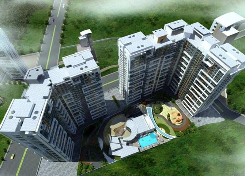 1 BHK Flats & Apartments for Sale in Mira Road, Mumbai - 705 Sq.ft.