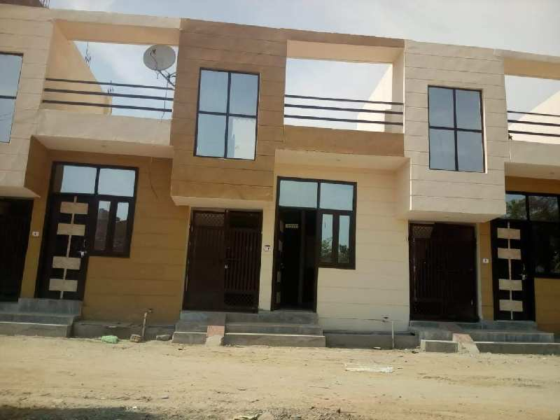 2 BHK 540 Sq.ft. House & Villa for Sale in NH 91, Ghaziabad