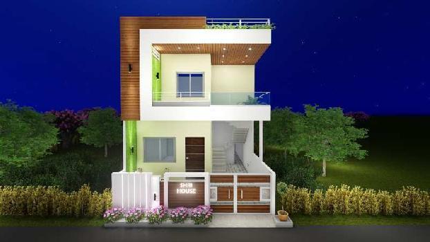 3 BHK 1750 Sq.ft. House & Villa for Sale in Kathora Road, Amravati