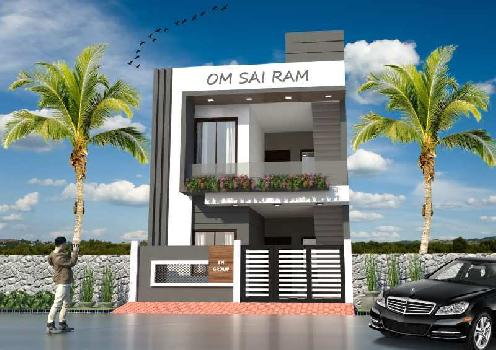 4 BHK 2150 Sq.ft. House & Villa for Sale in Keshar Bagh Road, Indore
