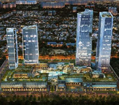 100 Sq.ft. Office Space for Sale in Sector 140A, Noida