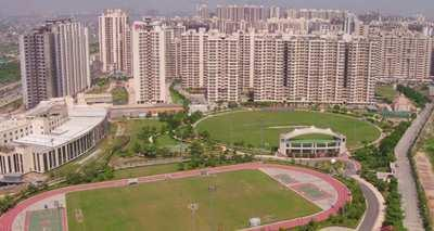 2 BHK 488 Sq.ft. Residential Apartment for Sale in Gaur City 2, Greater Noida West
