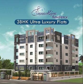 3 BHK 1343 Sq.ft. Residential Apartment for Sale in Gannavaram, Vijayawada