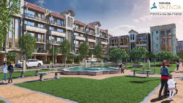 3 BHK 250 Sq. Yards Residential Apartment for Sale in Airport Road, Zirakpur