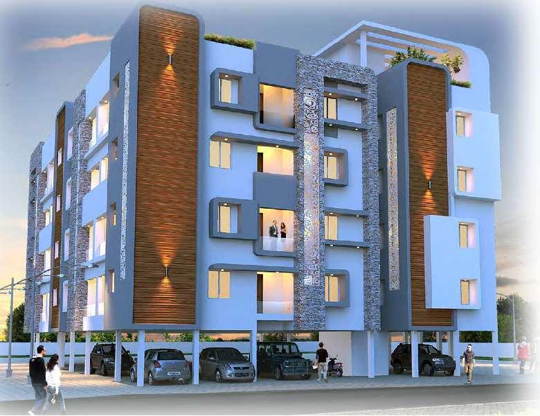 1 BHK 499 Sq.ft. Residential Apartment for Sale in Ramanathapuram, Coimbatore