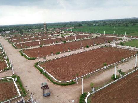 100 Sq. Yards Residential Plot for Sale in Ajmer Road, Jaipur