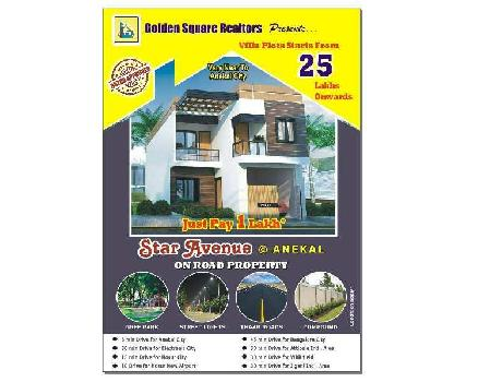 1500 Sq.ft. Residential Plot for Sale in Anekal, Bangalore