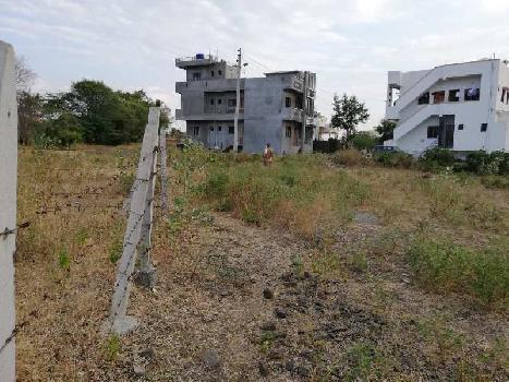 2535 Sq.ft. Residential Plot for Sale in Jaikisan Wadi, Jalgaon