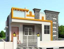2 BHK 810 Sq.ft. House & Villa for Sale in Channasandra, Bangalore