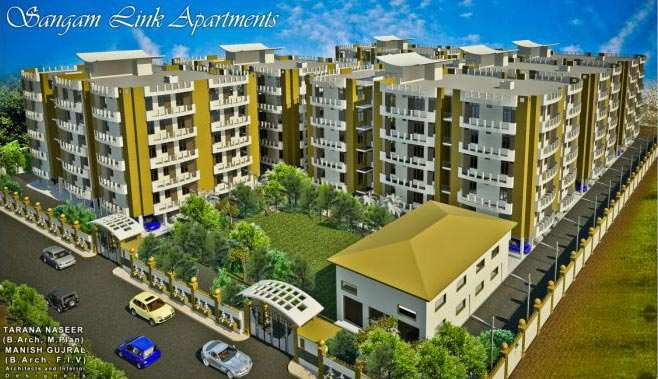 2 BHK 1100 Sq.ft. Residential Apartment for Sale in Allahpur, Allahabad