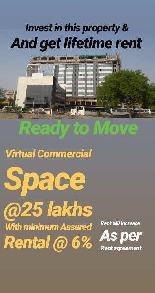 100 Sq.ft. Office Space for Sale in Mayur Vihar Phase 1 Extension, Delhi
