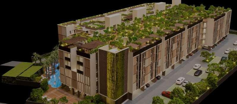 1 BHK 475 Sq.ft. Residential Apartment for Sale in Bommasandra, Bangalore