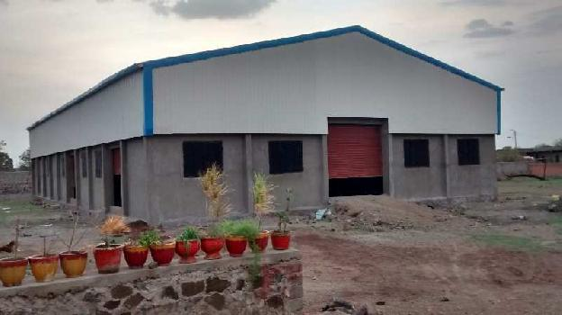 7500 Sq.ft. Warehouse for Rent in Barshi Road, Latur
