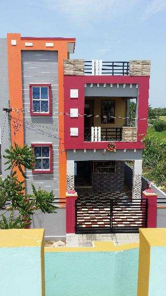 4 BHK Individual House for Sale in Bhuvanagiri, Cuddalore - 1700 Sq.ft.