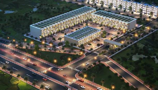 1095 Sq.ft. Showroom for Sale in New Chandigarh,