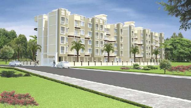 1 BHK 610 Sq.ft. Residential Apartment for Sale in Badlapur, Thane