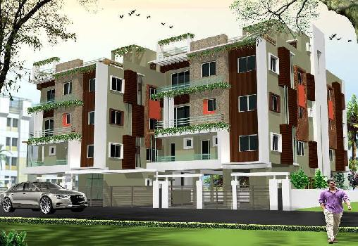 3 BHK 1376 Sq.ft. Residential Apartment for Sale in Anandapur, Kolkata